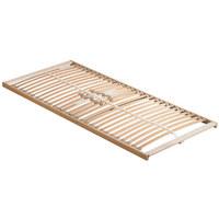 LATTENROST 90/200 cm   Buche Echtholz - Buchefarben, Basics, Holz (90/200cm) - PAIDI