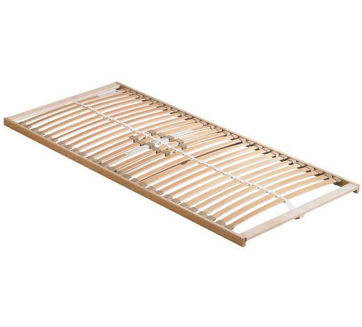 LATTENROST - Buchefarben, Basics, Holz (90/200cm) - Paidi