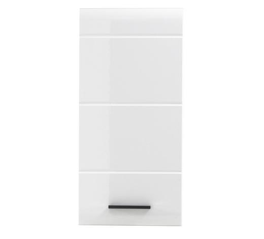 HÄNGESCHRANK Weiß - Anthrazit/Weiß, Design, Holzwerkstoff/Kunststoff (30/77/23cm) - Xora