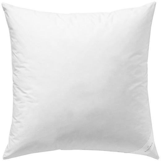 KOPFKISSEN  080/080 cm - Weiß, Design, Textil (080/080cm) - Billerbeck