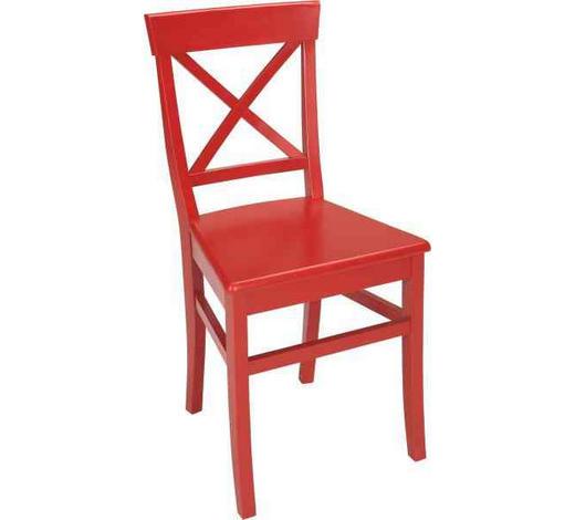 Stuhl Buche Massiv Rot Online Kaufen Xxxlutz