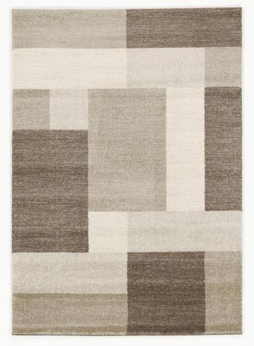 WEBTEPPICH   Beige, Braun - Beige/Braun, KONVENTIONELL, Textil (65/130cm) - Novel