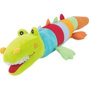 Plüschtier Krokodil - Multicolor, Basics, Textil (80cm) - My Baby Lou