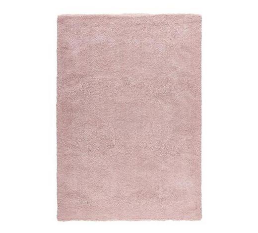 HOCHFLORTEPPICH  140/200 cm   Pink   - Pink, Trend, Textil (140/200cm) - Novel