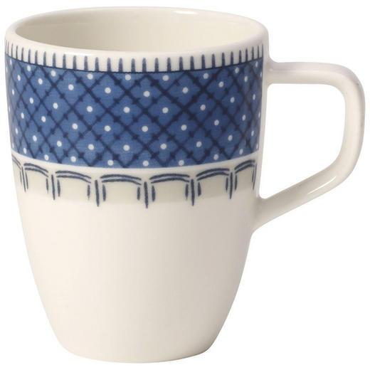 ESPRESSOTASSE - Blau/Creme, Basics, Keramik (0,1l) - Villeroy & Boch