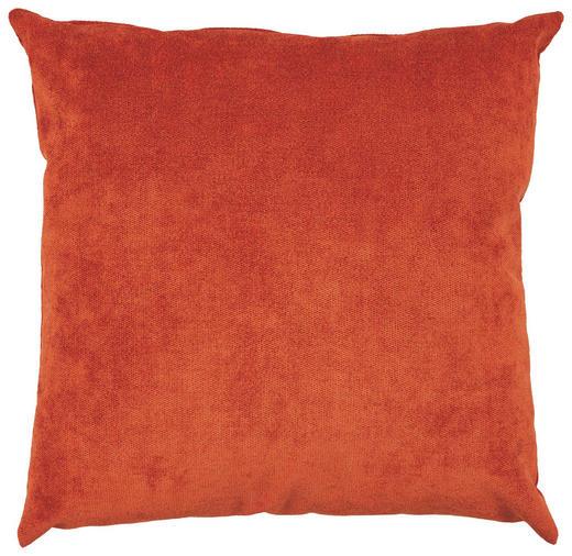 ZIERKISSEN 50/50/ cm - Orange, Basics, Textil (50/50/cm) - Novel