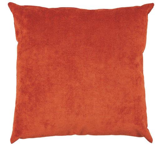 ZIERKISSEN 50/50 cm  - Orange, Basics, Textil (50/50cm) - Novel