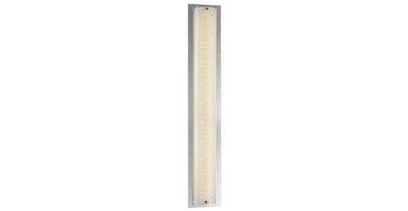 LED-WANDLEUCHTE   - Weiß, LIFESTYLE, Kunststoff/Metall (10/44/7cm) - Novel