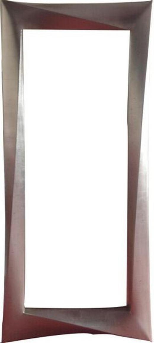 SPIEGEL Silberfarben - Silberfarben, Design, Glas/Kunststoff (66/168/6cm) - Xora