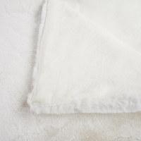 WOHNDECKE 150/200 cm - Weiß, Basics, Textil (150/200cm) - Ambiente