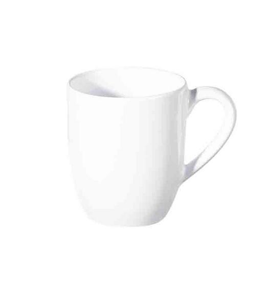 KAFFEEBECHER - Weiß, Basics (0.5l) - ASA