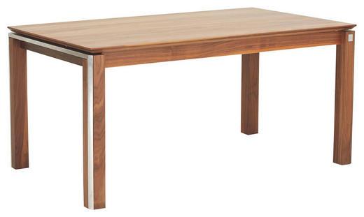 ESSTISCH Nussbaum rechteckig Nussbaumfarben - Nussbaumfarben, Design, Holz (160(250)/95/77cm) - Joop!