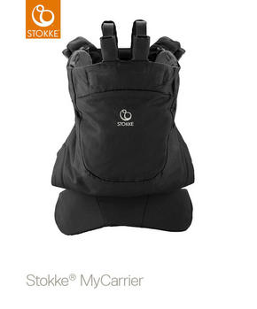 STOKKE MYCARRIER 3 IN 1 - svart, Basics, ytterligare naturmaterial (40/35/10cm) - Stokke
