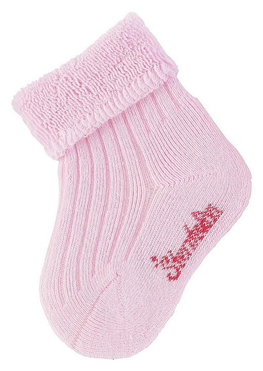 SOCKEN - Rosa, Basics, Textil (14) - Sterntaler