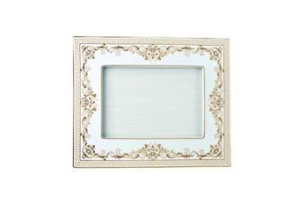 OKVIR ZA SLIKE GALA, 18/23 - zlata/bela, Konvencionalno, keramika - Versace