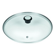 DECKEL - Klar, Basics, Glas/Kunststoff (32cm) - Tefal
