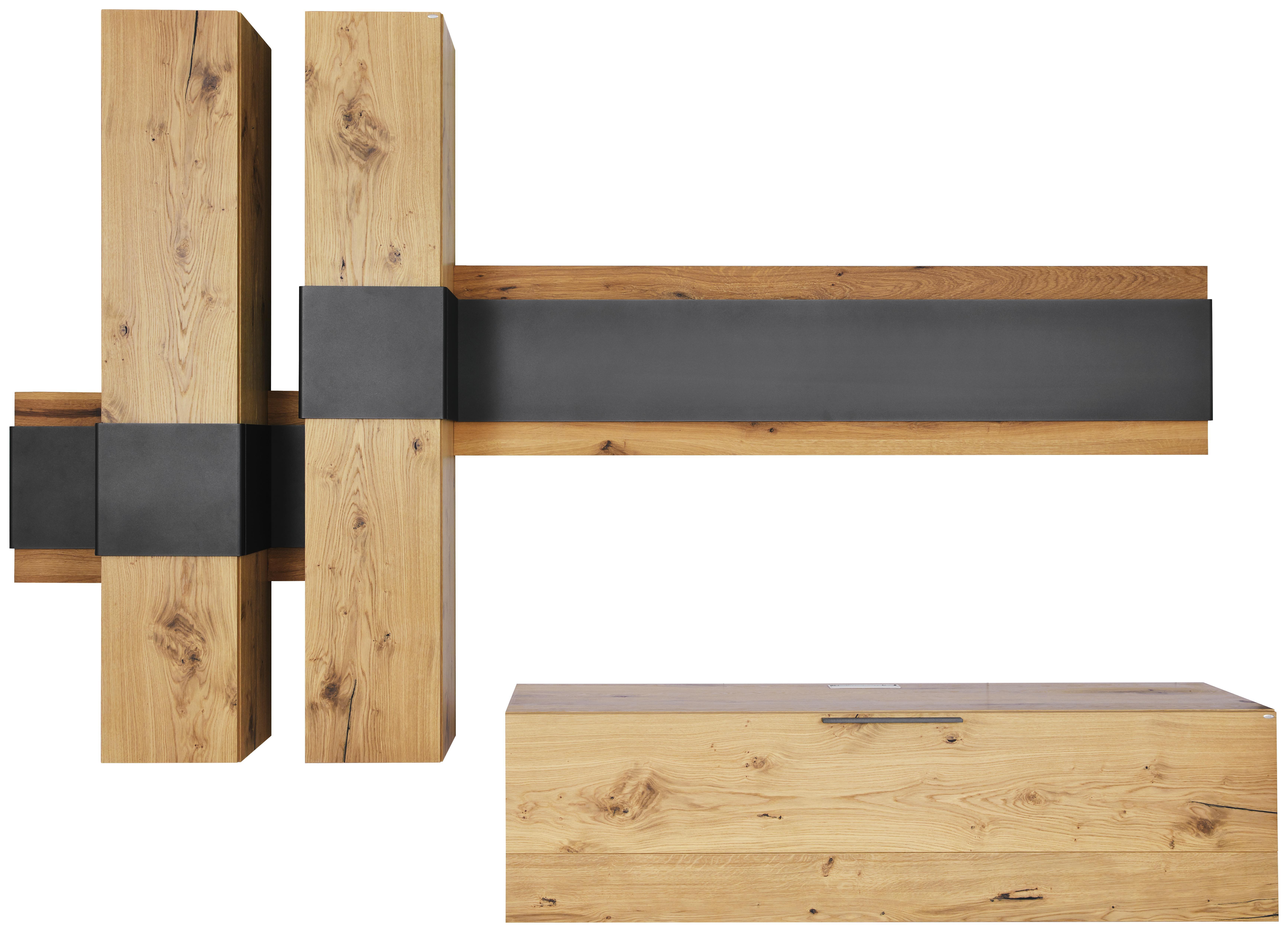 VOGLAUER Regal Echtholzfurnier & Stahl kaufen