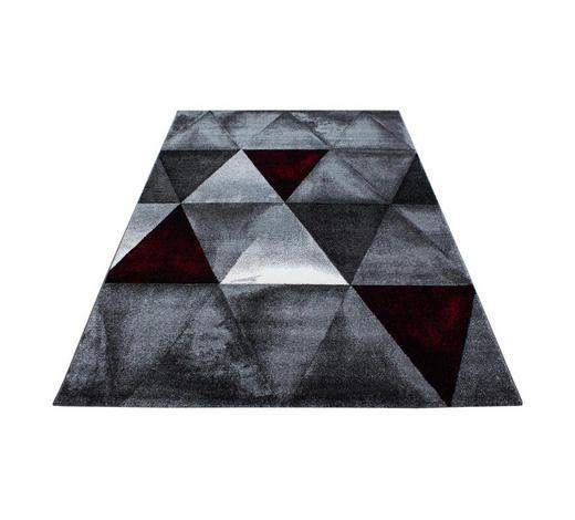 WEBTEPPICH  80/150 cm  Rot   - Rot, Trend, Textil (80/150cm) - Novel