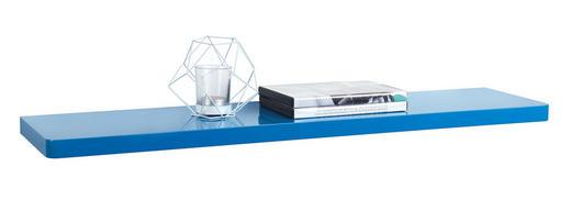 WANDBOARD Blau - Blau, Design (80/2,5/20cm) - Xora