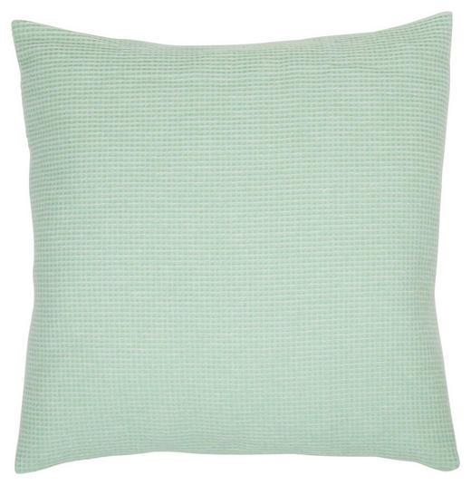ZIERKISSEN 50/50 cm - Mintgrün, Design, Textil (50/50cm) - David Fussenegger