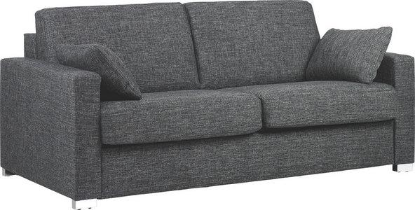 Schlafsofa In Textil Anthrazit Schwarz Online Kaufen Xxxlutz