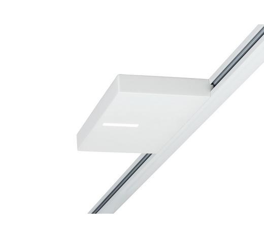URAIL SCHIENENSYSTEM-STRAHLER   - Weiß, Design, Metall (16,5/1,9/9,0cm)