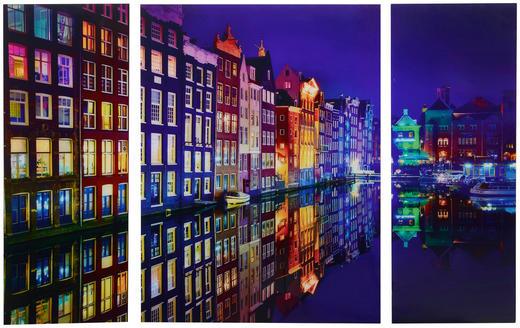 GLASBILD - Multicolor, Trend, Glas (60/80/5cm) - EUROGRAPHICS