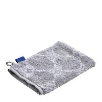 Waschhandschuh - Silberfarben, Design, Textil (16/22cm) - Joop!