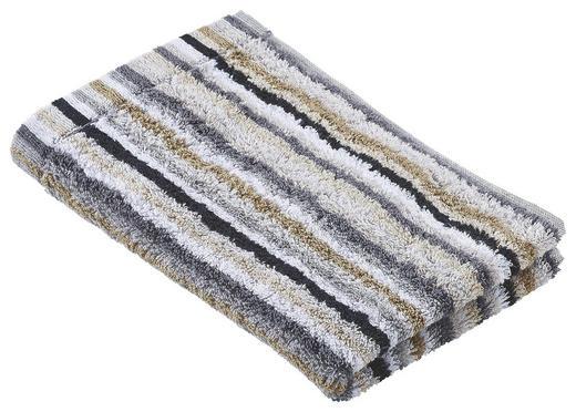 GÄSTETUCH Grau 30/50 cm - Grau, Basics, Textil (30/50cm) - CAWOE