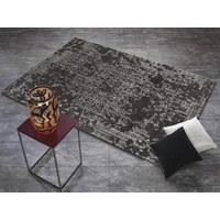 ORIENTTEPPICH  70/140 cm  Dunkelgrau   - Dunkelgrau, Design, Textil (70/140cm) - Musterring