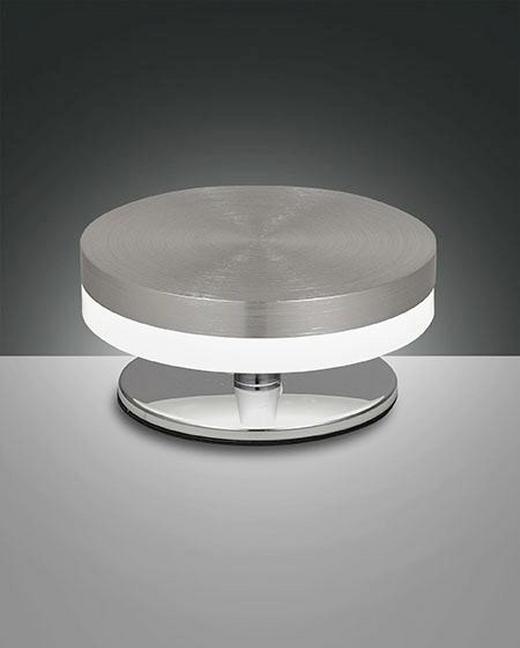 TISCHLEUCHTE - Alufarben, Design, Kunststoff/Metall (15CM/7CM/cm)