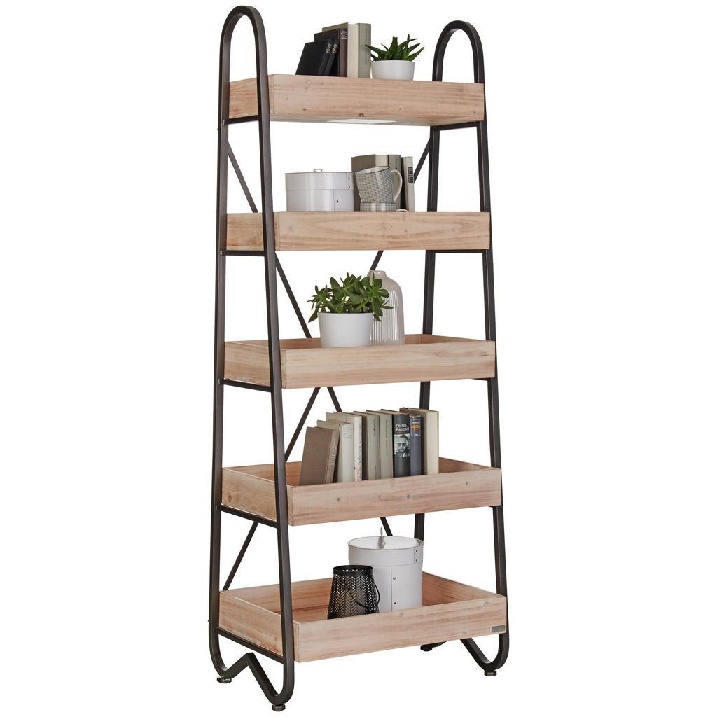 Frei stehendes Bücherregal