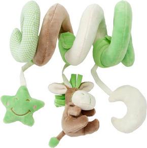 SPIRAL - grön, Basics, textil (20cm) - My Baby Lou