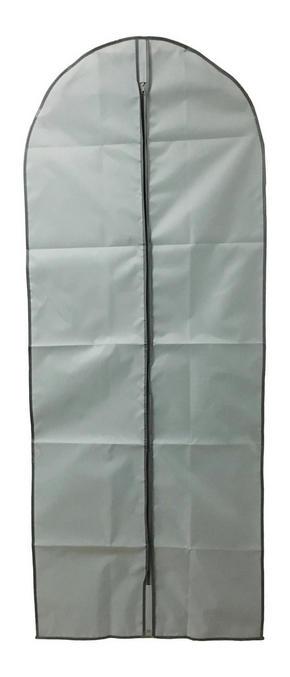 KLÄDPÅSE - grå, Basics, plast (60/150cm)