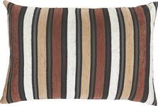ZIERKISSEN 40/60 cm - Hellbraun/Creme, Design, Textil (40/60cm) - Novel