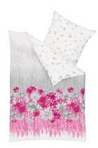 BETTWÄSCHE 140/200 cm - Pink, MODERN, Textil (140/200cm) - KAEPPEL