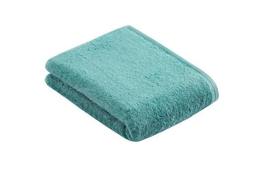 DUSCHTUCH - Blau, Basics, Textil (67/140cm) - Vossen