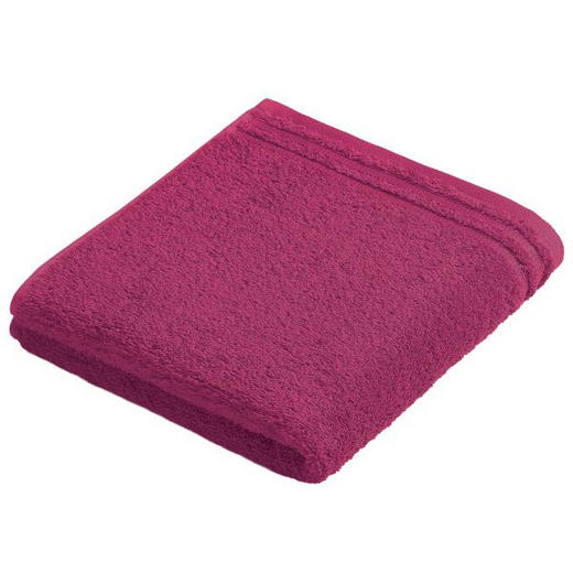 HANDTUCH 50/100 cm - Beere, Basics, Textil (50/100cm) - Vossen