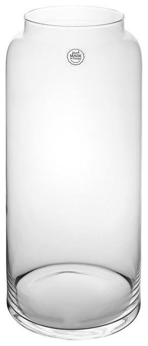 VAS - klar, Basics, glas (19/40cm) - Ambia Home
