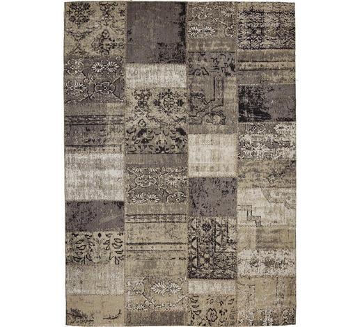 VINTAGE-TEPPICH - Hellgrau, LIFESTYLE, Kunststoff/Textil (80/250cm) - Novel