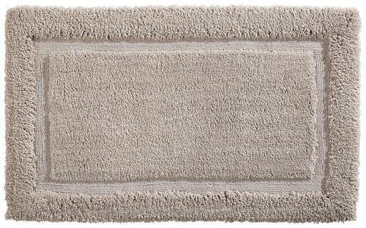 BADEMATTE  Beige  60/100 cm - Beige, KONVENTIONELL, Textil (60/100cm) - Esposa