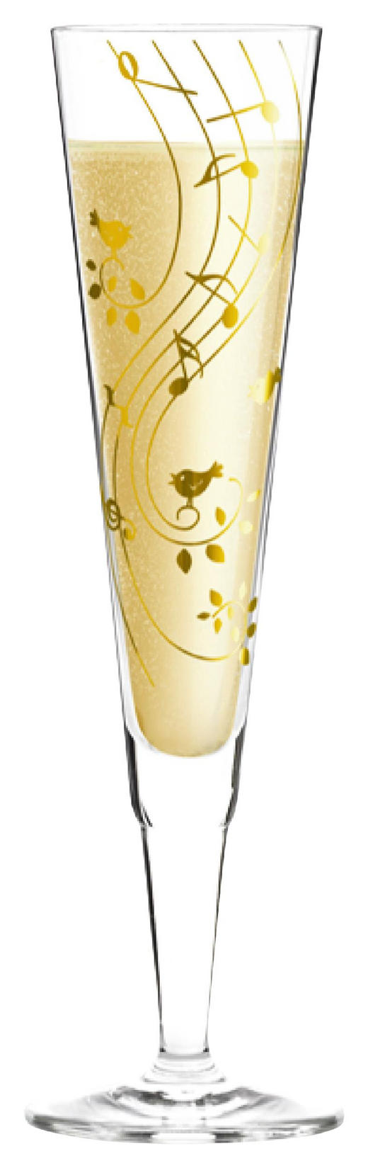 CHAMPAGNERGLAS - Basics, Glas (8/25cm) - Ritzenhoff