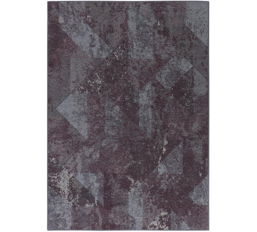 VINTAGE-TEPPICH - Anthrazit/Aubergine, LIFESTYLE, Textil (170/240cm) - Dieter Knoll