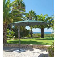 SUNCOBRAN - zelena/antracit, Konvencionalno, metal/tekstil (300/235cm) - Ambia Garden