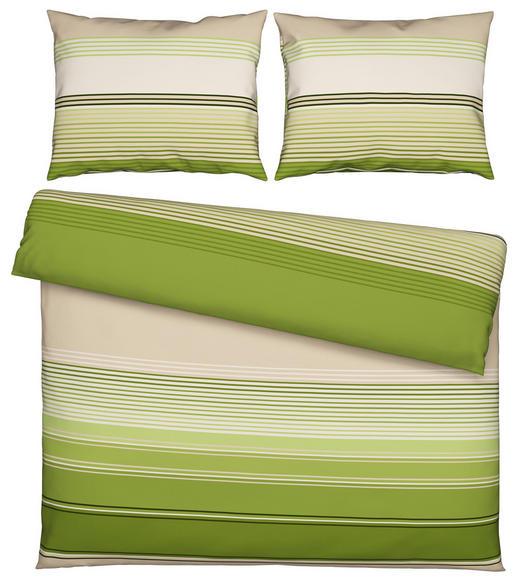BETTWÄSCHE 200/200 cm - Hellgrün, Design, Textil (200/200cm) - ESPOSA