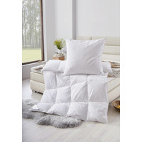 BETTENSET  135/200 cm - Weiß, Basics, Textil (135/200cm) - Billerbeck
