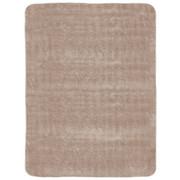 WOHNDECKE 130/170 cm - Braun, Design, Textil (130/170cm) - Novel
