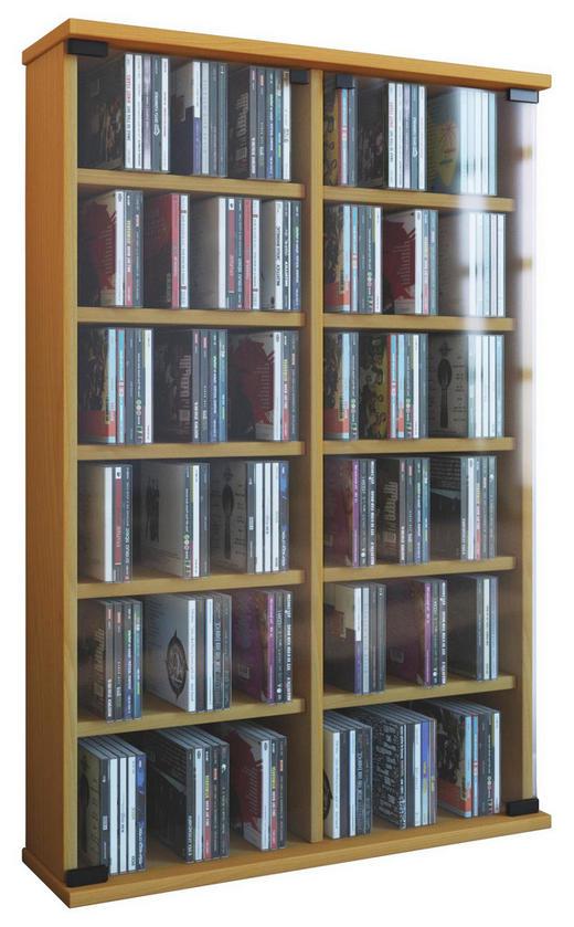 CD-REGAL Buchefarben - Buchefarben, KONVENTIONELL, Glas/Holzwerkstoff (60/91,5/18cm)