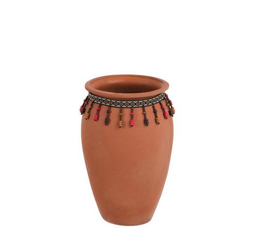 DEKOVASE, 18/20 D/H 20 cm - Naturfarben, LIFESTYLE, Keramik (20cm)