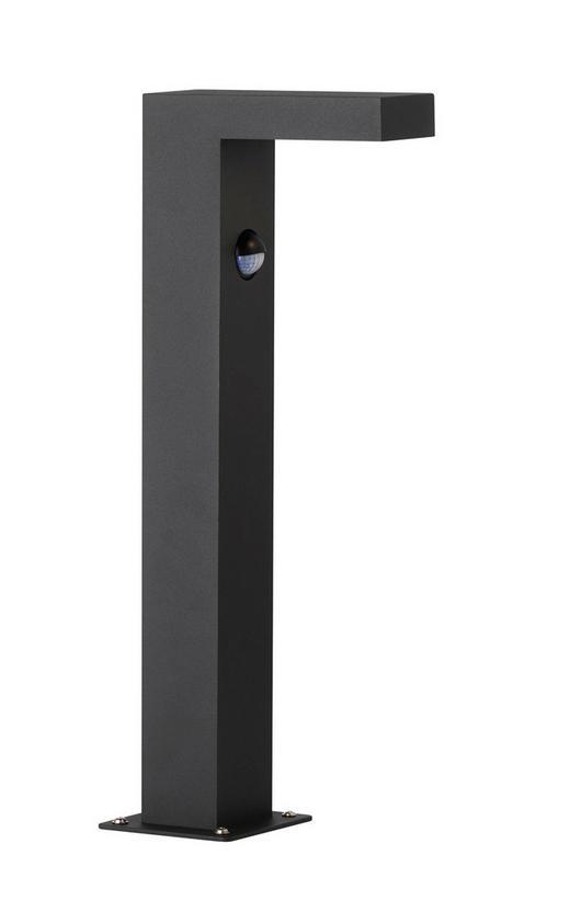 POLLERLEUCHTE - Anthrazit, Design, Metall (40/6/15cm)